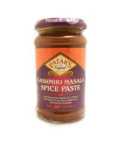 Pataks Kashmiri Masala Spice Paste | Buy Online at The Asian Cookshop.